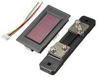 Амперметр постоянного тока 50А на микроконтроллере электронный цифровой встраиваемый , фото 1