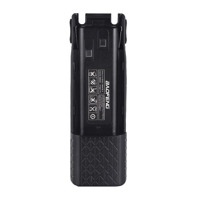 Акб, акумулятор, посилена батарея акумуляторна для рації Baofeng UV-82 3800mAh!