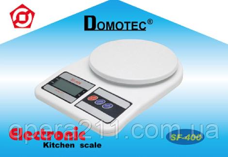 Кухонные весы ACS SF-400 на 10кг