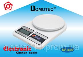 Кухонные весы SF-400 10кг