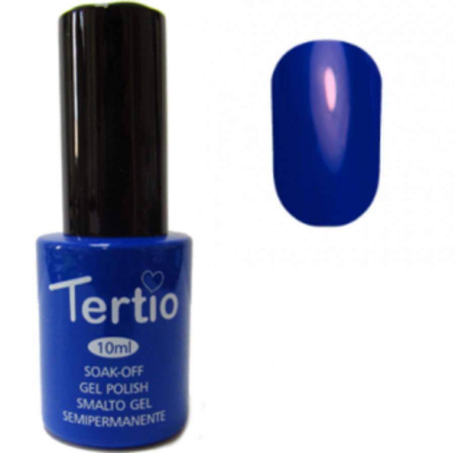Гель-лак Tertio № 082 (лазурная эмаль)