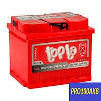 Автомобильный аккумулятор Topla energy 45 Ач 420 А (1) L+ h=175мм
