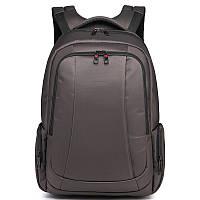 """Фирменный рюкзак для ноутбука 15,6"""" Тigernu T-B3143, кофейный"""