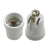 Керамический электропатрон HLDR-E27-D #02162