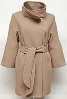 Пальто силуэтное