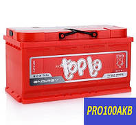 Автомобильный аккумулятор Topla energy 100 Ач 900 А (0) R+