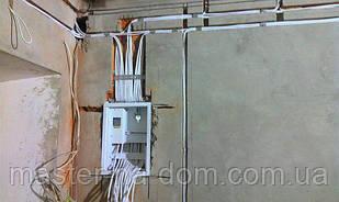 Монтаж электропроводки в Херсоне
