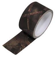 Самоклеющаяся маск. лента 5 cm x 5 m., hunter-braun (лиственница). Германия MFH