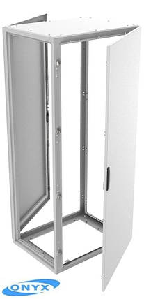 Шкаф ONYX ШН200606/2Д IP40 (2000х600х650мм), фото 2