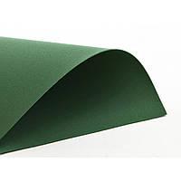 Набір фоамірану 20*30 см, 1 мм  темно зелений  10 штук .Santi