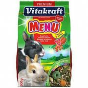 Vitakraft Menu Основной Корм для кроликов Витакрафт Меню 1кг +20%