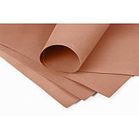 Набір фоамірану 20*30 см, 1 мм  ,коричневий  10 штук .Santi