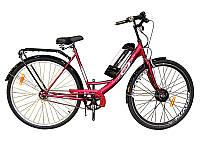 Электровелосипед АИСТ 28 XF15 36В 400Вт литиевая батарея, фото 1