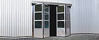 Скоростные складывающиеся ворота DoorHan  ITW-SFT 2,8м*2м , фото 1