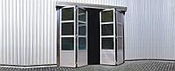 Скоростные складывающиеся ворота DoorHan  ITW-SFT 2,8м*2м