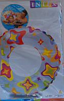 Детский надувной круг intex 59241