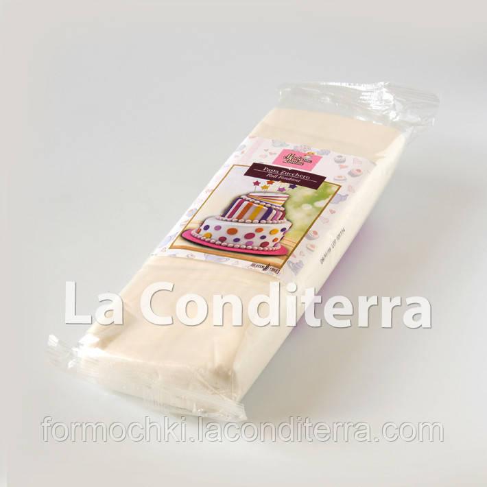 Мастика для обтяжки тортов RUE FLAMBEE, 1 кг, белая
