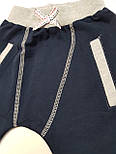 Трикотажные штанишки для мальчика от 9 месяцев  до 3 лет , фото 2