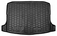 Коврик в багажник для Skoda Karoq (2018>) 111709 Avto-Gumm