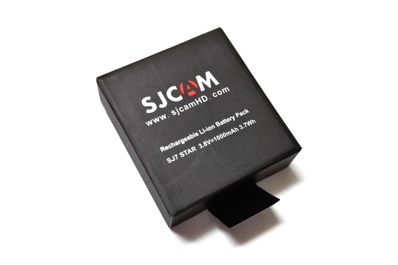 Аккумулятор SJCam для камер SJ7 STAR