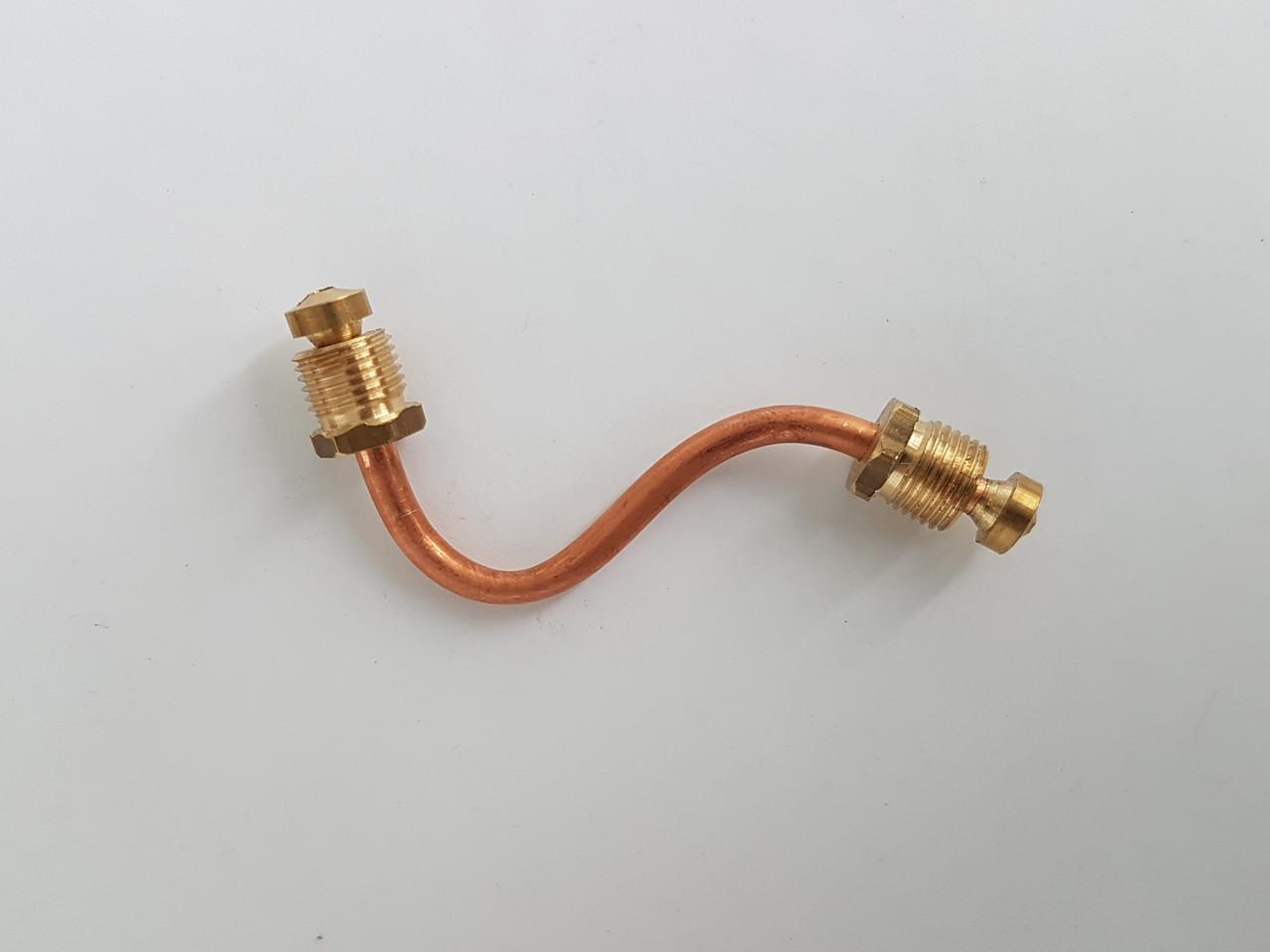 Газоподводная трубка запальника колонки NevaLux