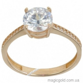 """Золотое кольцо """"Элисон"""""""
