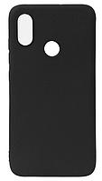 Силикон Xiaomi Mi A2 Lite/Redmi6 Pro black Soft Touch