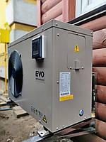 Воздушный тепловой насос для бассейна EVO EP - 100