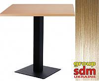 Барный стол Стелла1 в стиле лофт 80х80 см от SDM Group, крашенная ножка