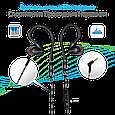 Наушники с микрофоном Promate Active Black РАСПАКОВАН , фото 3