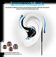 Наушники с микрофоном Promate Active Black РАСПАКОВАН , фото 5