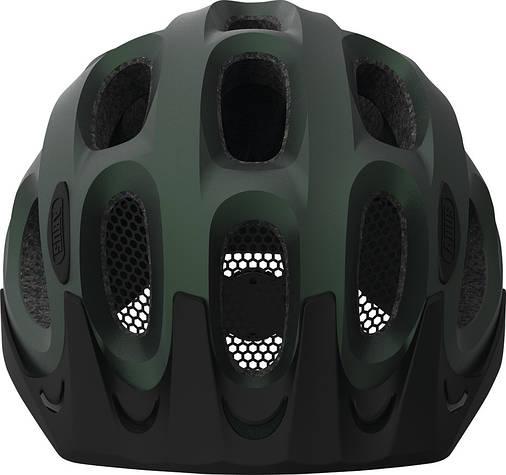 Шолом велосипедний ABUS YOUN-I ACE M Metallic Green, фото 2