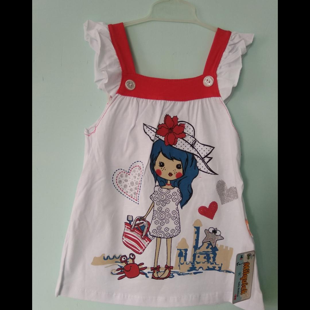 Платье детское трикотаж 4-6 лет
