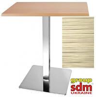 Барный стол Рим2 80*80*Н72 см от SDM Group, цвет натуральное дерево