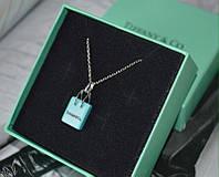 Подвеска сумочка в стиле Tiffany