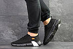Мужские кроссовки Nike (Черно-белые), фото 5