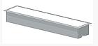 Алюминиевый врезной профиль ЛСВ-40 анод., фото 3