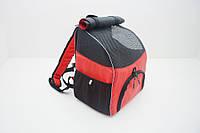 Рюкзак для переноски котов и собак Турист 16 х 26 х 30 см