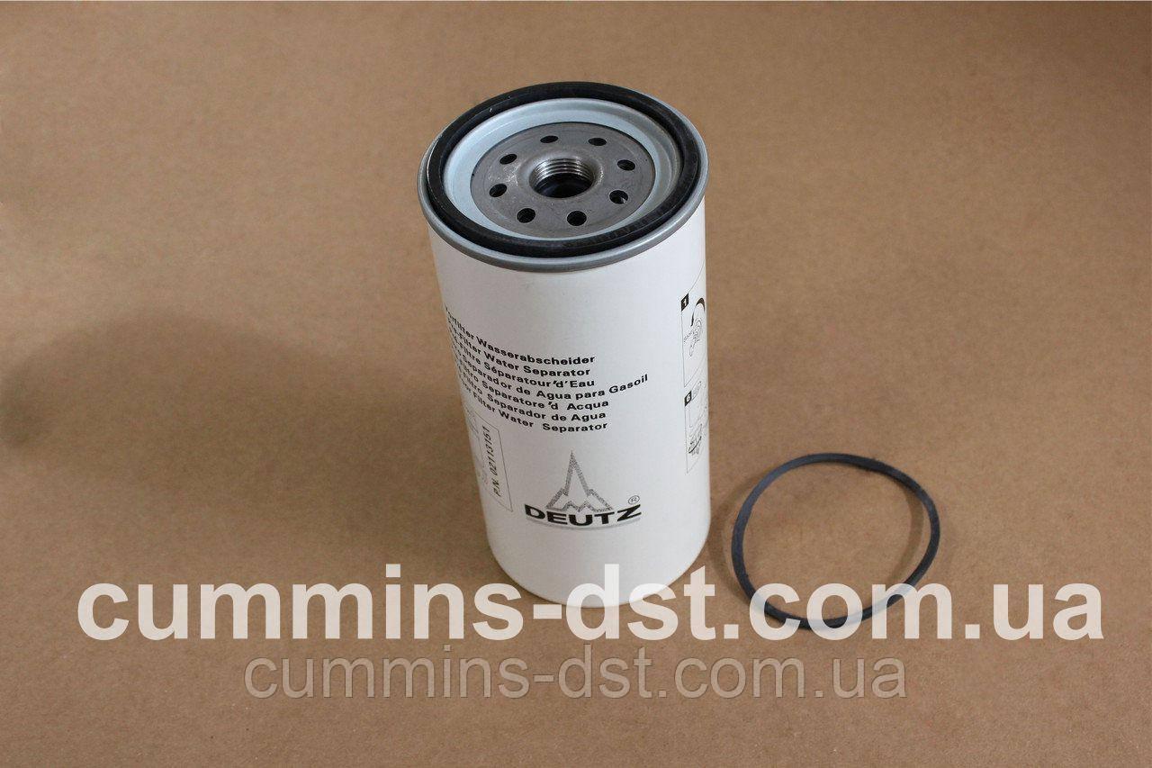 02113151 Топливный фильтр вставка для двигателя Deutz BF6M1013