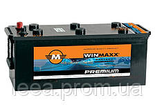 "Аккумулятор WinMaxx 6СТ-140HD L Kamina с планкой ( 140Ач; 1000 А;""+"" сверху)"