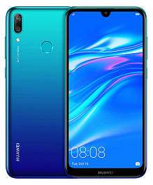 Huawei Y7 2019 Чехлы и Стекло (Хуавей У7 19)