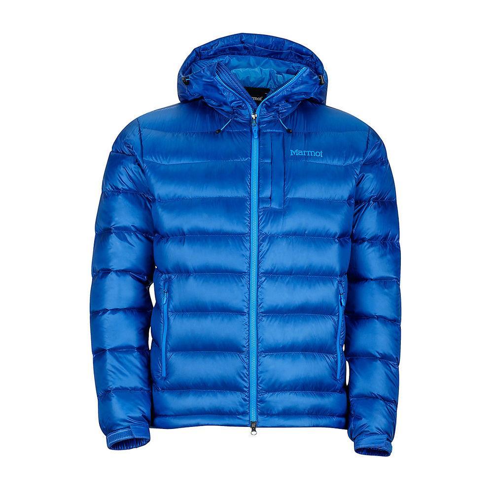 Куртка-пуховик Marmot Men's Ama Dablam Jacket Dark Cerulean, L
