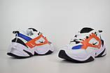Жіночі кросівки в стилі Nike M2K Tekno, фото 5
