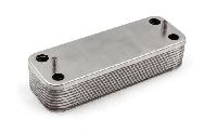 Теплообменник ГВС (14 пластин) вторичный пластинчатый Protherm Lynx 24/28 kW Art. D003202285, 0020119605