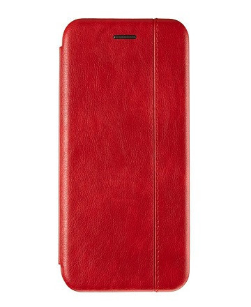 Чехол  Gelius для Xiaomi Redmi Go (2019) Book Cover Leather Red (72644)