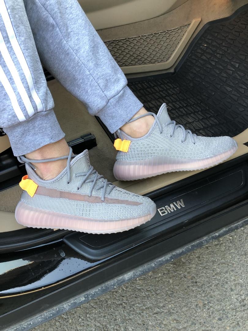 Кроссовки мужские Adidas Yeezy Boost 350 . ТОП качество!!! Реплика