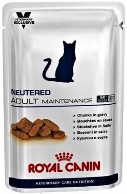 Royal Canin Neutered Maintenance для стерилизованных кошек 100 г, фото 2