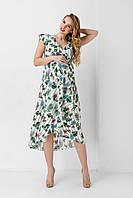 Летнее платье для беременных 1942 1098, фото 1