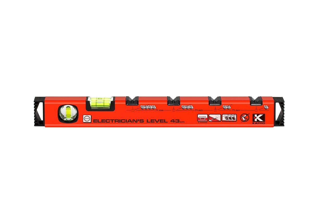 Уровень электрика Kapro, 43 см (783-43)
