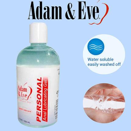 Смазка анальная Adam & Eve AnalLove 500ml с обезболиванием, фото 2